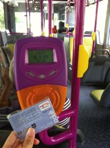 EZ-Link public transport payment