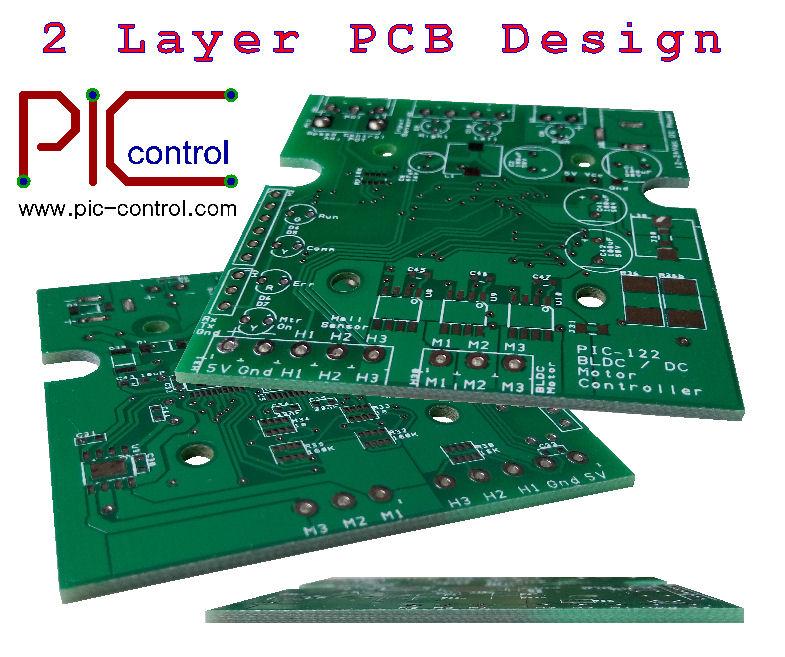 2 Layer PCB Design