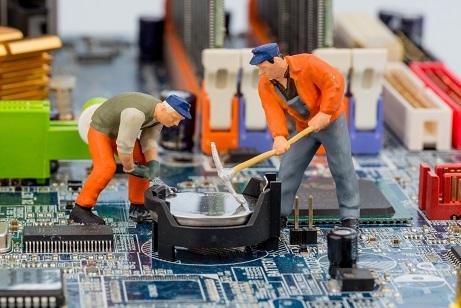 Hacking Electronic Circuit