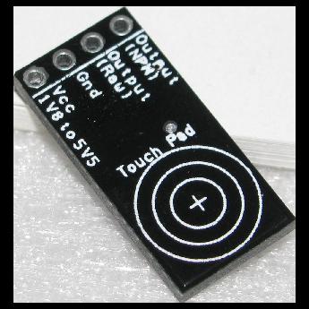 Mini Touch Sensor [PIC-116]