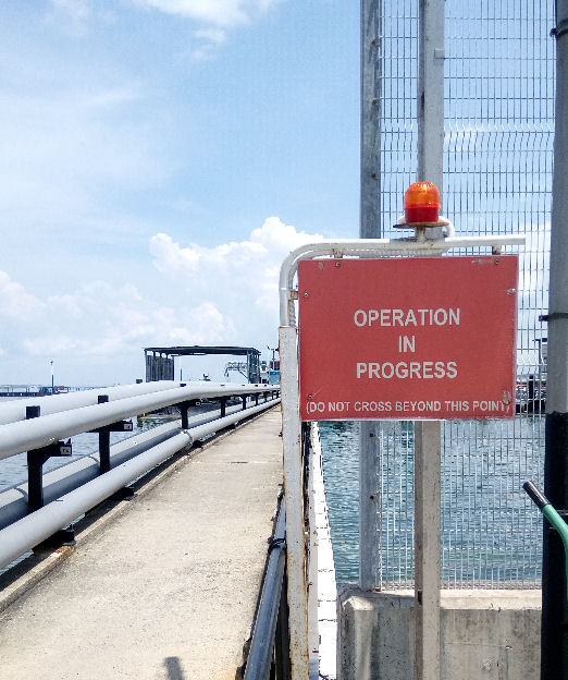 Sounder beacon alert signage