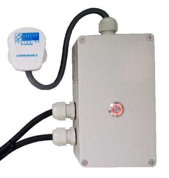 sounder beacon wireless remote control box