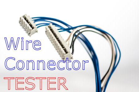 Wire Connector Checker