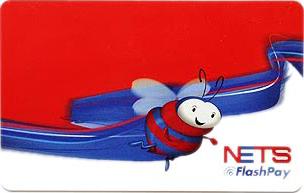 FlashPay CEPAS Card