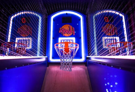Basketball gaming