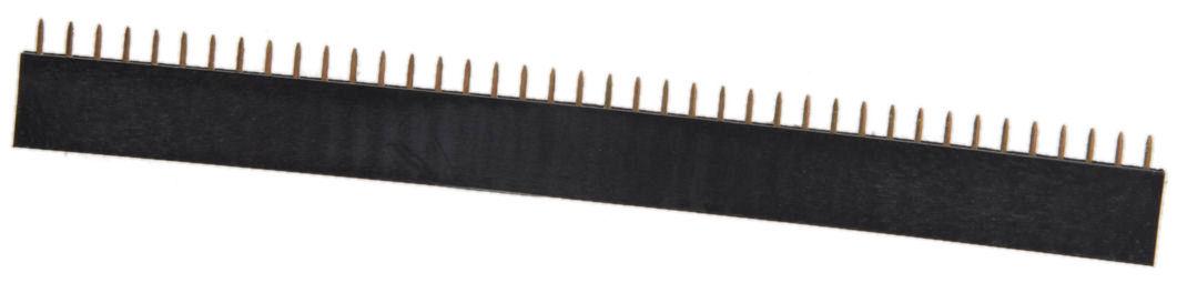 2.54mm housing PCB mount pins