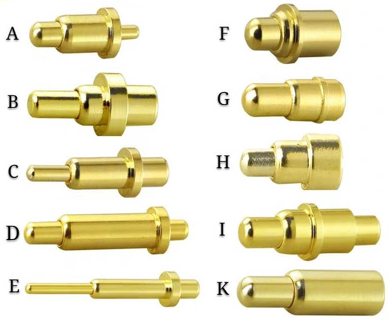 PCB spring loaded pogo pins