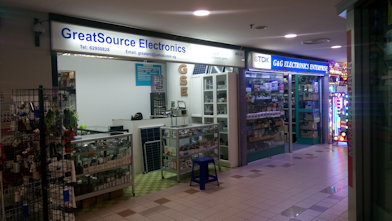 Shop photo of G & G Electronics