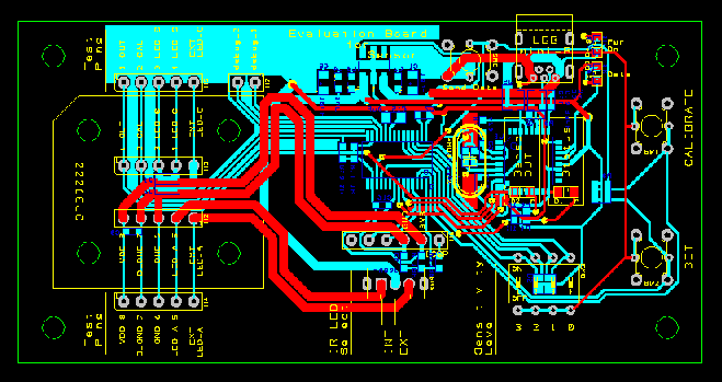 Evaluation Kit PCB Layout Design