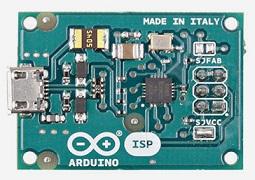 Инструмент программирования Arduino ISP.