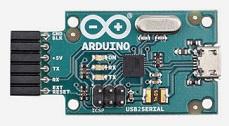 Arduino USB 2 Serial Micro programming tool