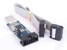 USBasp AVR программатор инструмент