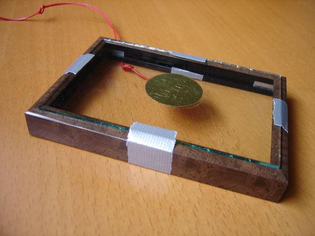 Rain detector using sound