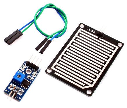 Cheap Rain Sensor DIY Kit <S$30