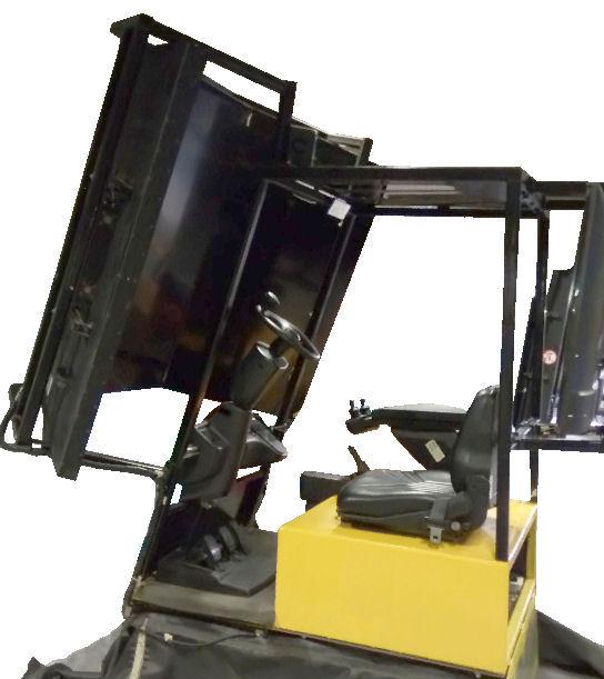 Forklift Simulator Machine for Safety Training