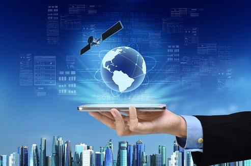 Smart City Global Mobile Communication Connectivity