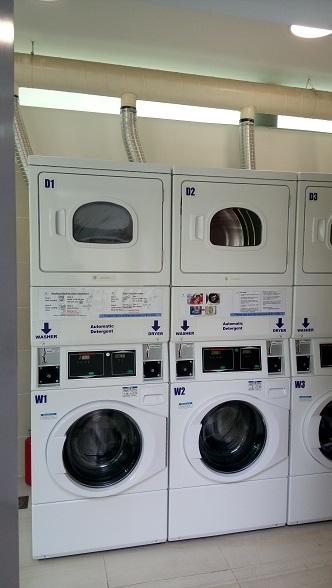 Integrated Washing Machine System
