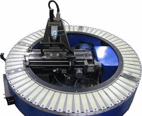 MACCE gauge block comparator machine repair