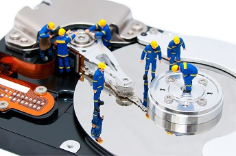 Electronic Equipment Repair Work