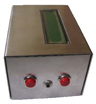 DTMF decoder prototype for analog telephone land line.