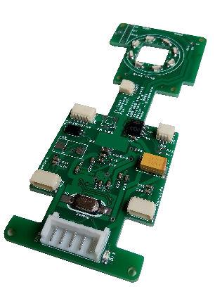 electronic circuit project prototype