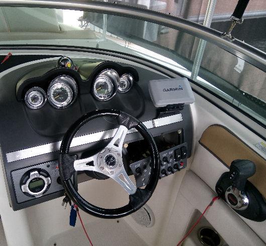 yacht control panel repair