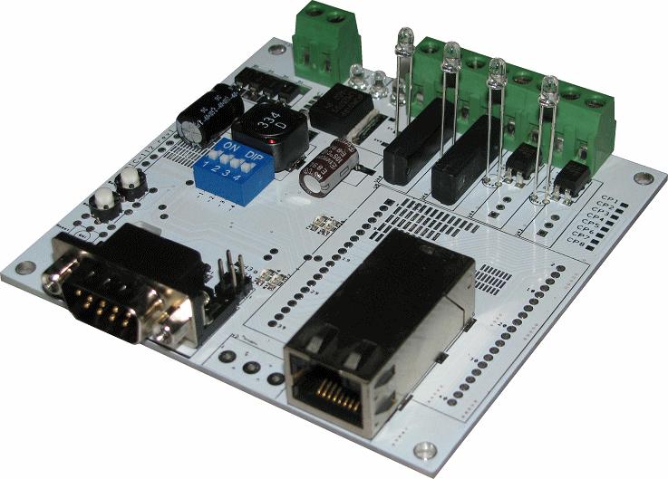 Network IO controller [PIC-112]